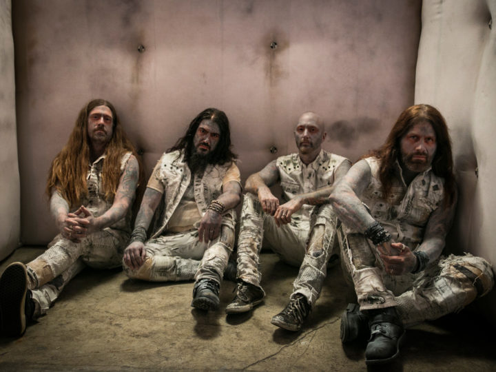 Machine Head, video di 'Catharsis'