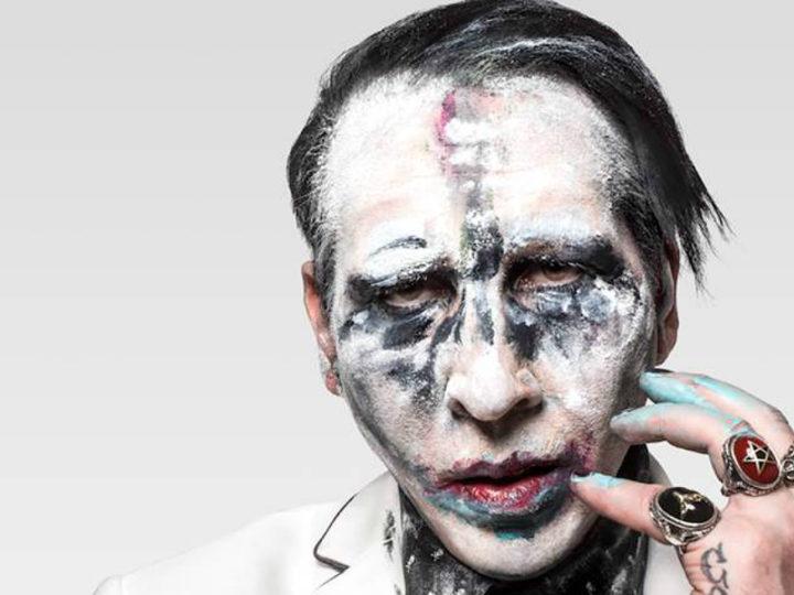 Marilyn Manson, on line la sua cover di 'Cry Little Sister'