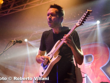 Mr Big + The Answer + Faster Pussycat @Live Club – Trezzo sull'Adda (MI), 12 novembre 2017