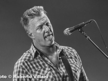 Queens Of The Stone Age @Unipol Arena – Bologna (BO), 4 novembre 2017