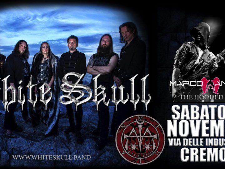 White Skull – Marco Angelo live @Midian Live , Cremona