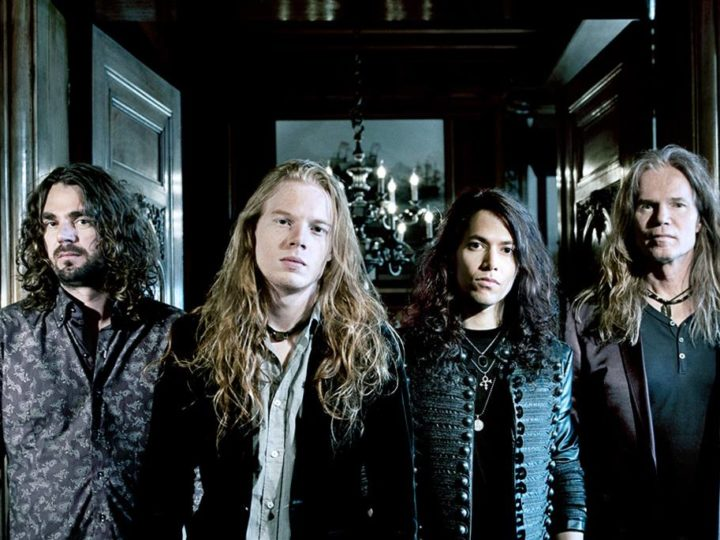 Vandenberg's MoonKings, video di 'What Doesn't Kill You'