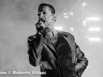 Depeche Mode @Unipol Arena – Bologna (BO), 13 dicembre 2017