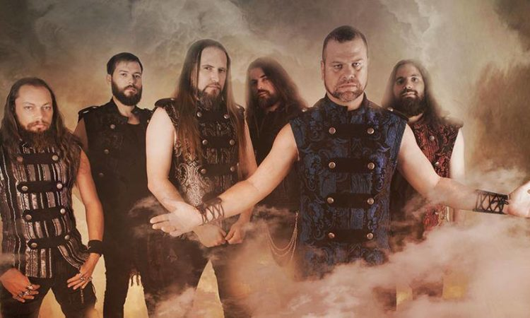 Desert, lyric video di 'Fortune Favors The Brave'