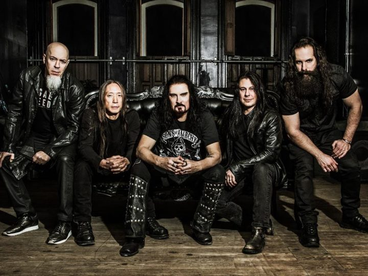 Dream Theater, firma con InsideOutMusic