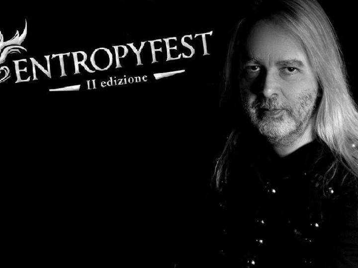 Entropy Fest II – La parola a Douglas R. Docker