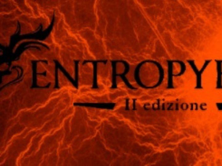 Aperte le iscrizioni al secondo Entropy Fest