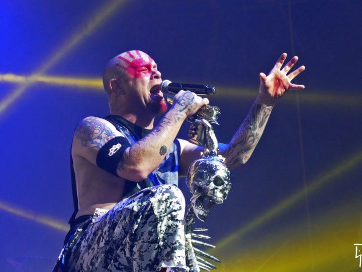 "Five Finger Death Punch, Ivan Moody: ""Quest'ingiustizia deve essere punita immediatamente"""