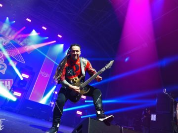 Five Finger Death Punch + In Flames + Of Mice & Men @Gran Teatro Geox – Padova, 30 novembre 2017