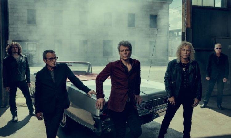I Bon Jovi sbattono fuori dalla Hall Of Fame i Judas Priest