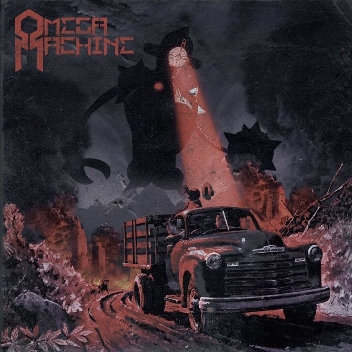 Omega Machine – The End That Comes With the Omega Machine