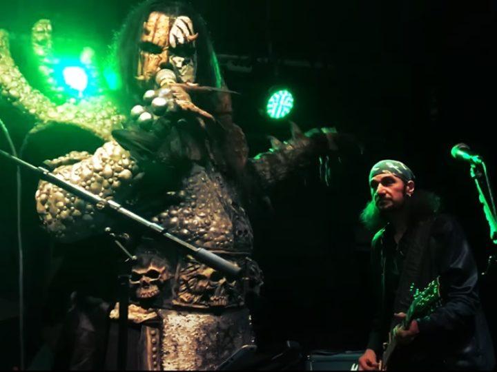 Bruce Kulick e Mr. Lordi, i video della jam session al  Kiss Expo di Helsinki