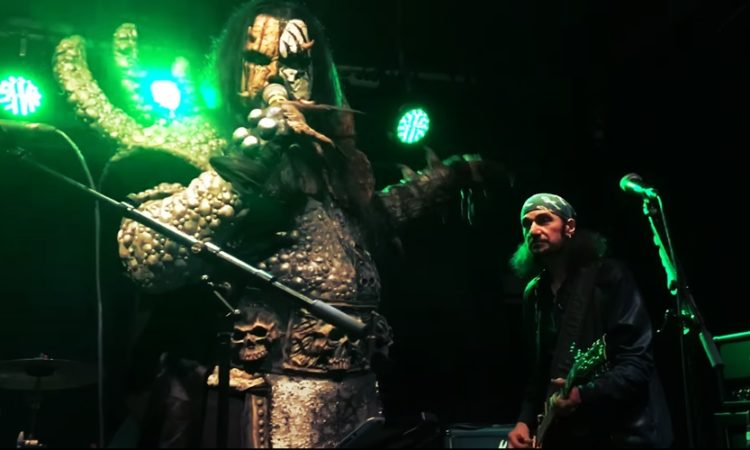 Bruce Kulick e Mr. Lordi, i video della jam session al  Kiss Expo di Helsinki