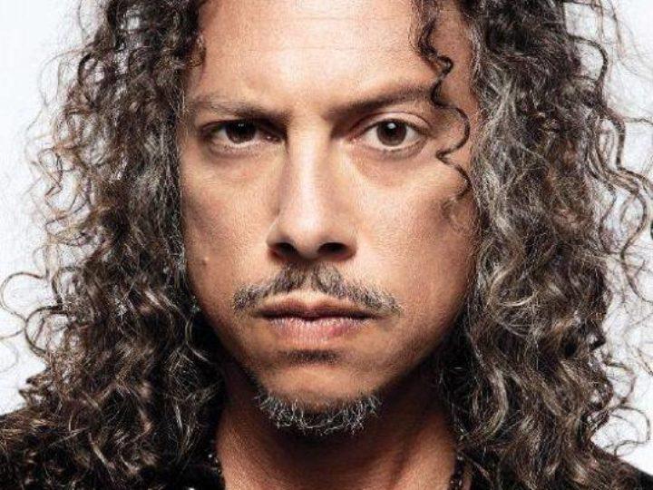 Kirk Hammett, album solista in arrivo?