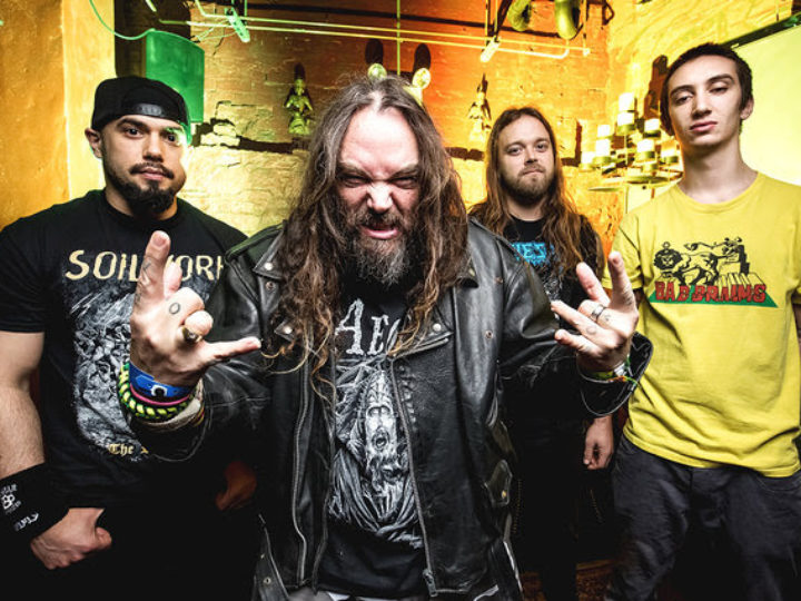 Soulfly, condiviso il video dello show feat. Max Cavalera al With Full Force 2018