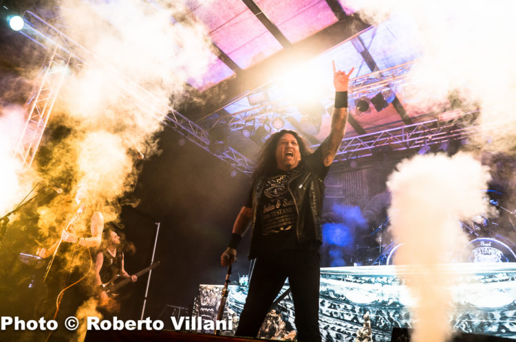 Testament + Annihilator + Death Angel @Live Club – Trezzo sull'Adda (MI), 1 dicembre 2017