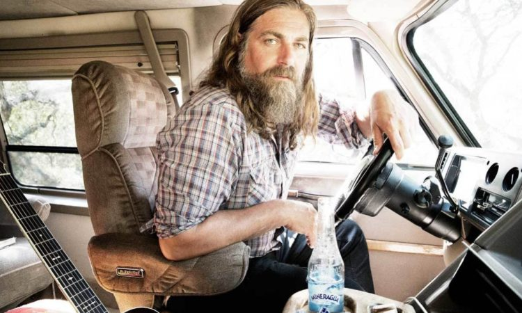 The White Buffalo, video di 'Avalon'