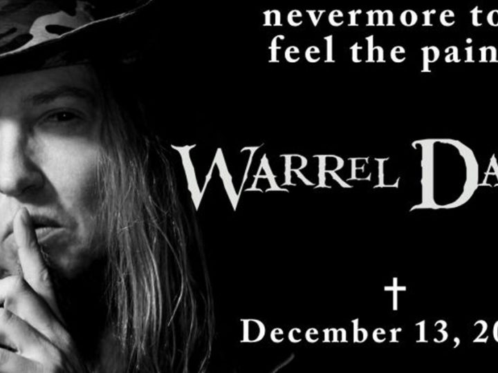 Warrel Dane – In Memory Of