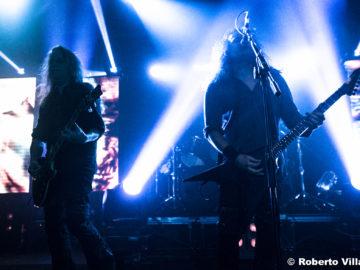 Kreator + Vader @Zona Roveri – Bologna, 17 gennaio 2018