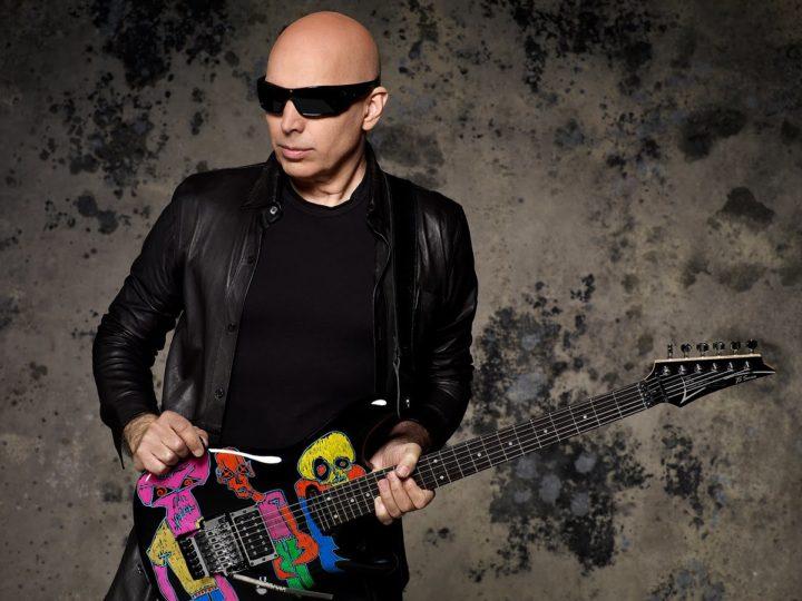 Joe Satriani, nuovo singolo 'Nineteen Eighty'