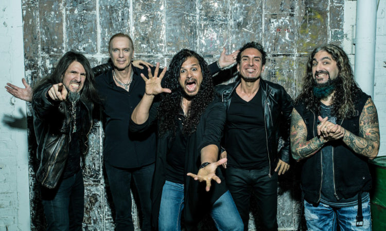 Sons Of Apollo, Portnoy pubblica un video del primo show della band a Parigi
