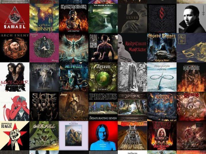 I migliori dischi del 2017 secondo i lettori di Metal Hammer