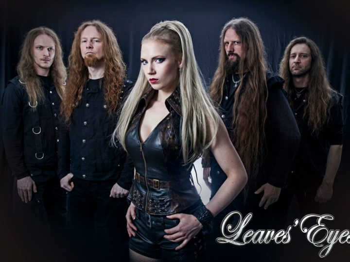 Leaves' Eyes, fuori il singolo 'Night Of The Ravens'