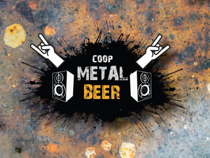 Coop Metal Beer, candidature aperte per l'edizione 2018
