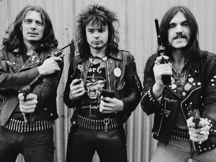 Motörhead – (We Are) The Road Crew! Dietro le quinte del periodo classico