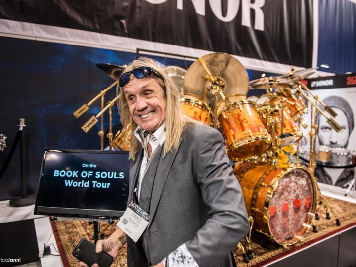 NAMM Show 2018 @Anaheim Convention Center – Anaheim (California), 25-28 gennaio 2018