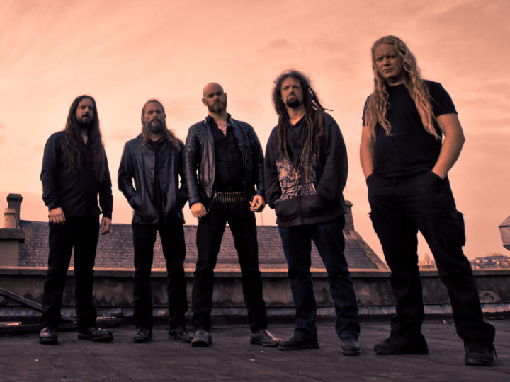 Primordial, nuova versione su vinile per i loro storici album 'Spirit The Earth Aflame' e 'Storm Before Calm'