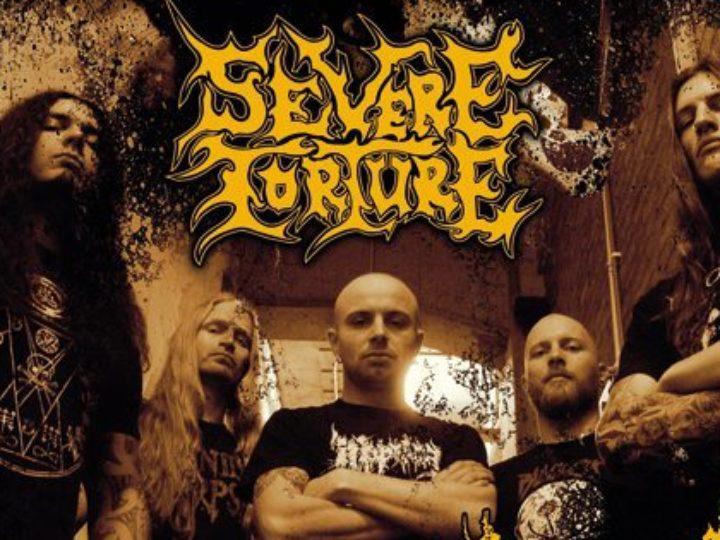 Severe Torture, alla ricerca di un batterista dopo la separazione da Seth van de Loo