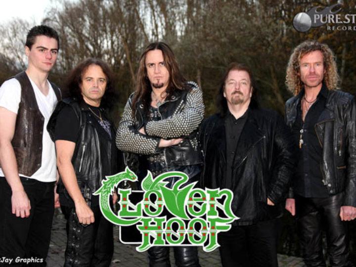 Cloven Hoof, firma per la Pure Steel Records