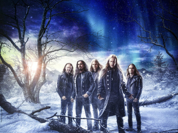 Wintersun, da domani in tour in Europa