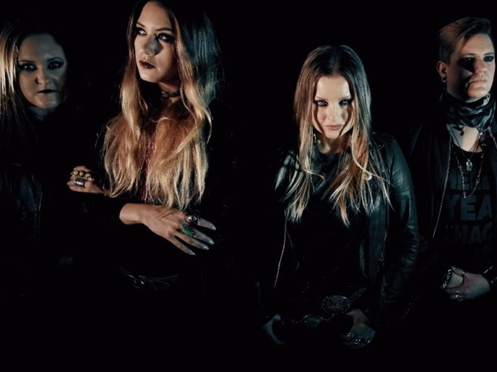 Thundermother, pubblicato 'Whatever' il nuovo singolo da 'Thundermother'