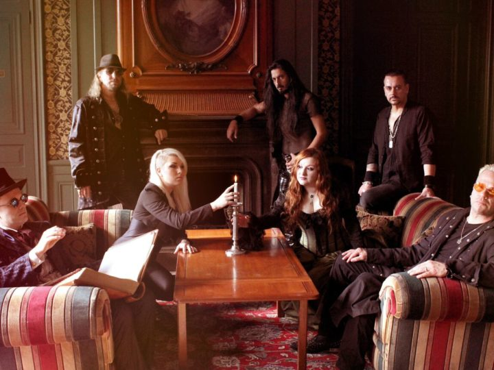Therion, on line il secondo singolo 'Night Reborn'