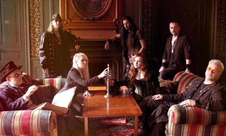 Therion, on line il secondo singolo 'Night Reborn'