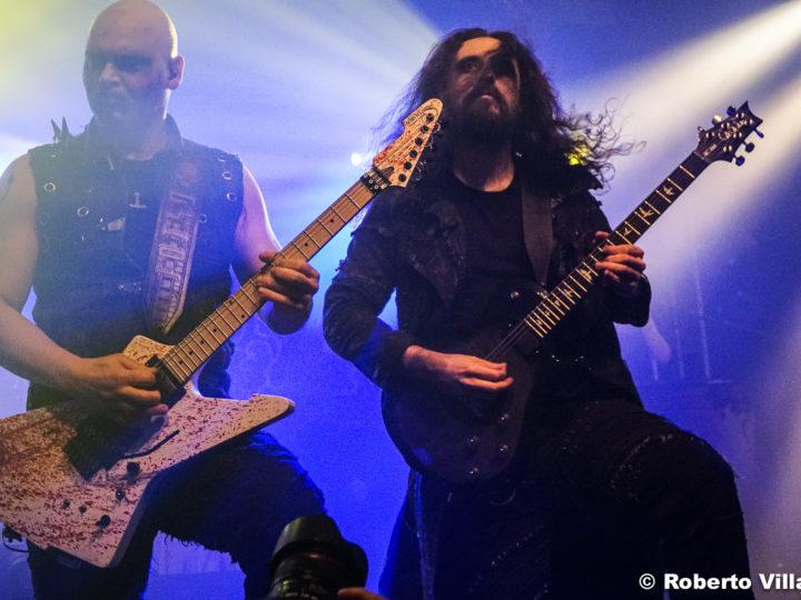 Cradle Of Filth + Moonspell @Zona Roveri – Bologna (BO), 13 febbraio 2018