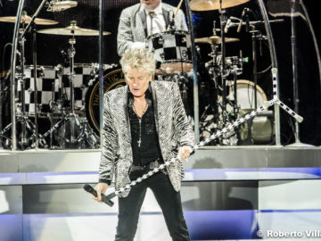 Rod Stewart @Mediolanum Forum – Milano (MI), 31 gennaio 2018
