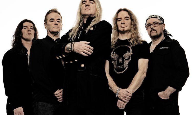 Saxon, il nuovo video 'Nosferatu (The Vampire's Waltz)'