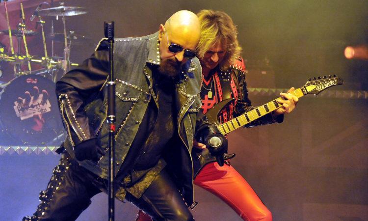 Judas Priest, le parole di Halford sull'abbandono dell'attività live da parte di Tipton