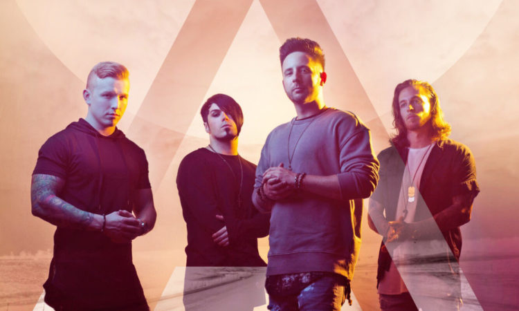 From Ashes To New, lyric video di 'Crazy'