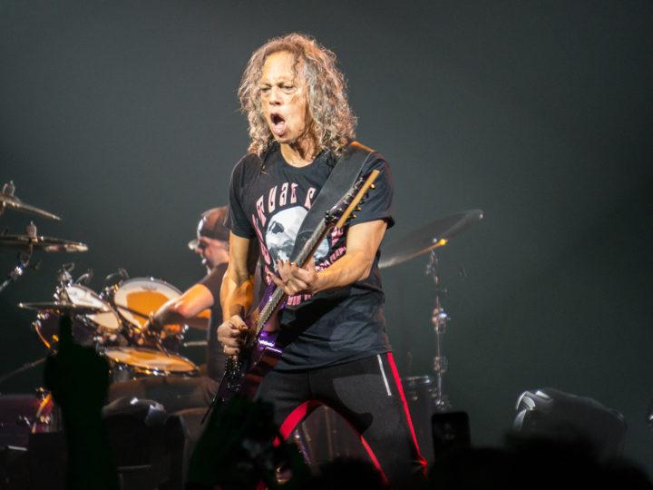 Metallica, tributo ai Celtic Frost nella data di Ginevra