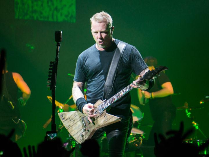Metallica, 1,3 milioni di Dollari  da destinare in beneficenza