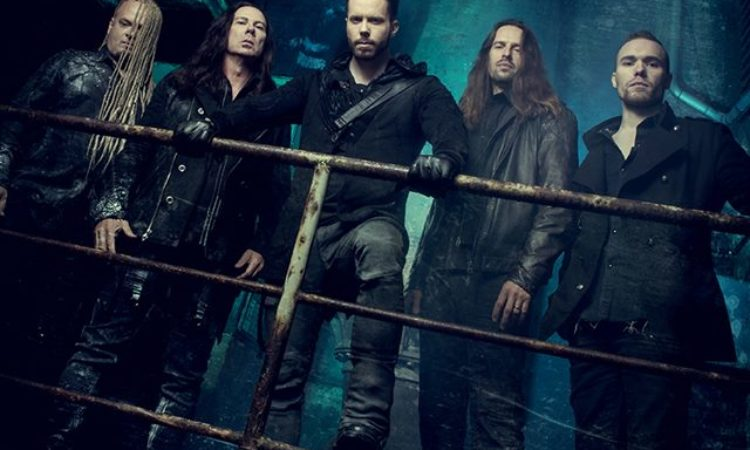 Kamelot, i fan-filmed video delle date in Australia