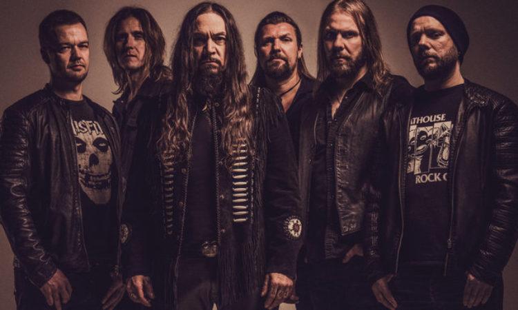 Amorphis, tour celebrativo annullato