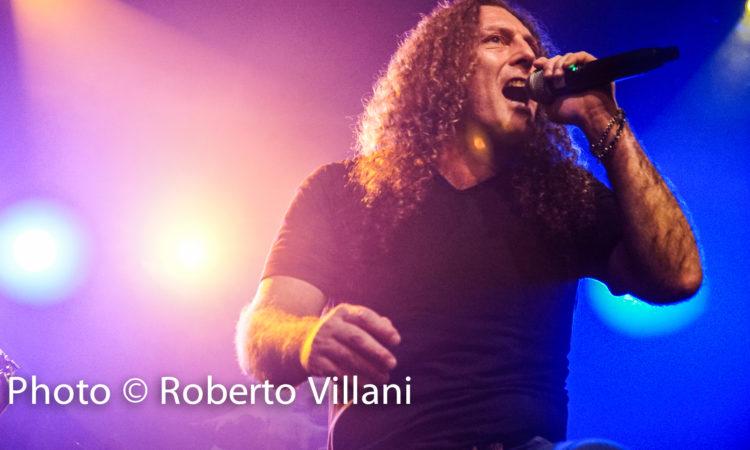 Vision Divine, Fabio Lione lascia la band