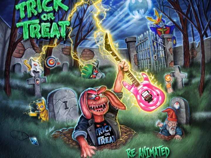 Trick Or Treat – Re-Animated