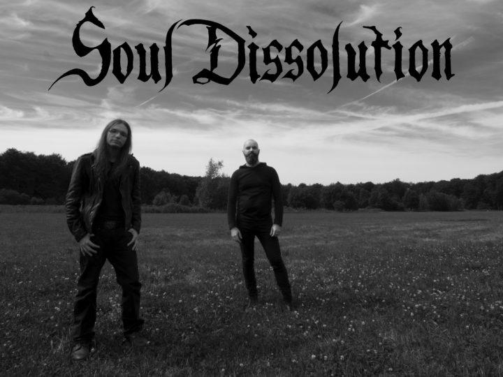 Soul Dissolution, ascolta 'Stardust' in esclusiva su Metal Hammer