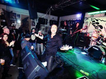 Domine + The Ossuary + Witchunter + Overcrown + De Puglia Madre live @ Indian Biker – Foggia, 10 Marzo 2018
